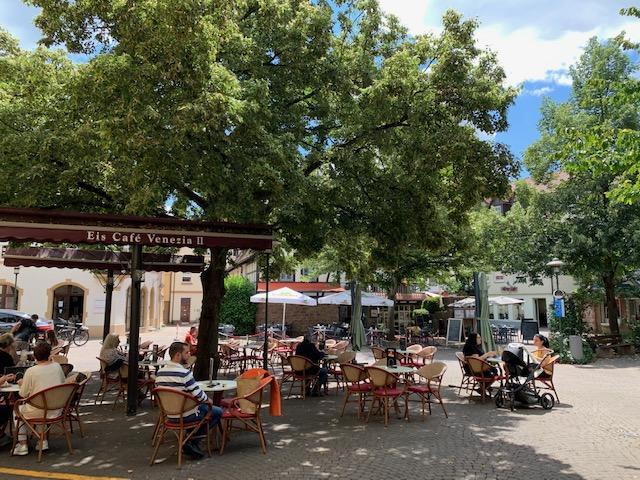 Eiscafé Venezia II in Eberbach