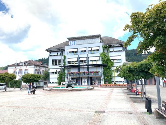 Eberbach Rathaus