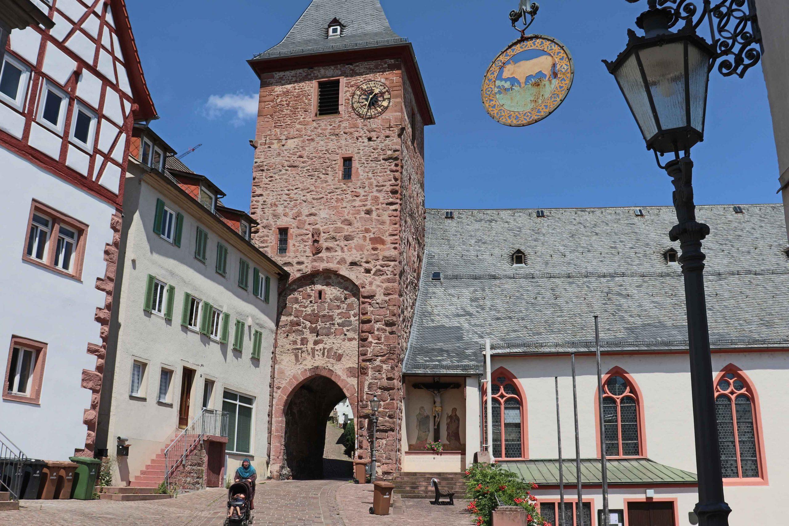 Hirschhorn Kirche