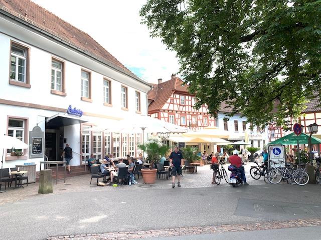 Mosbach Ludwig Altstadt
