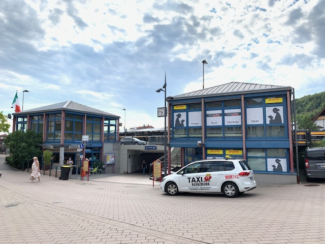 Bahnhof Mosbach
