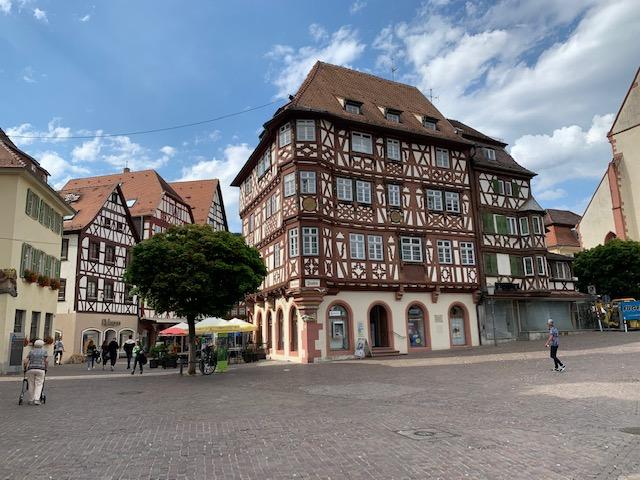 Mosbach Palmsche Haus